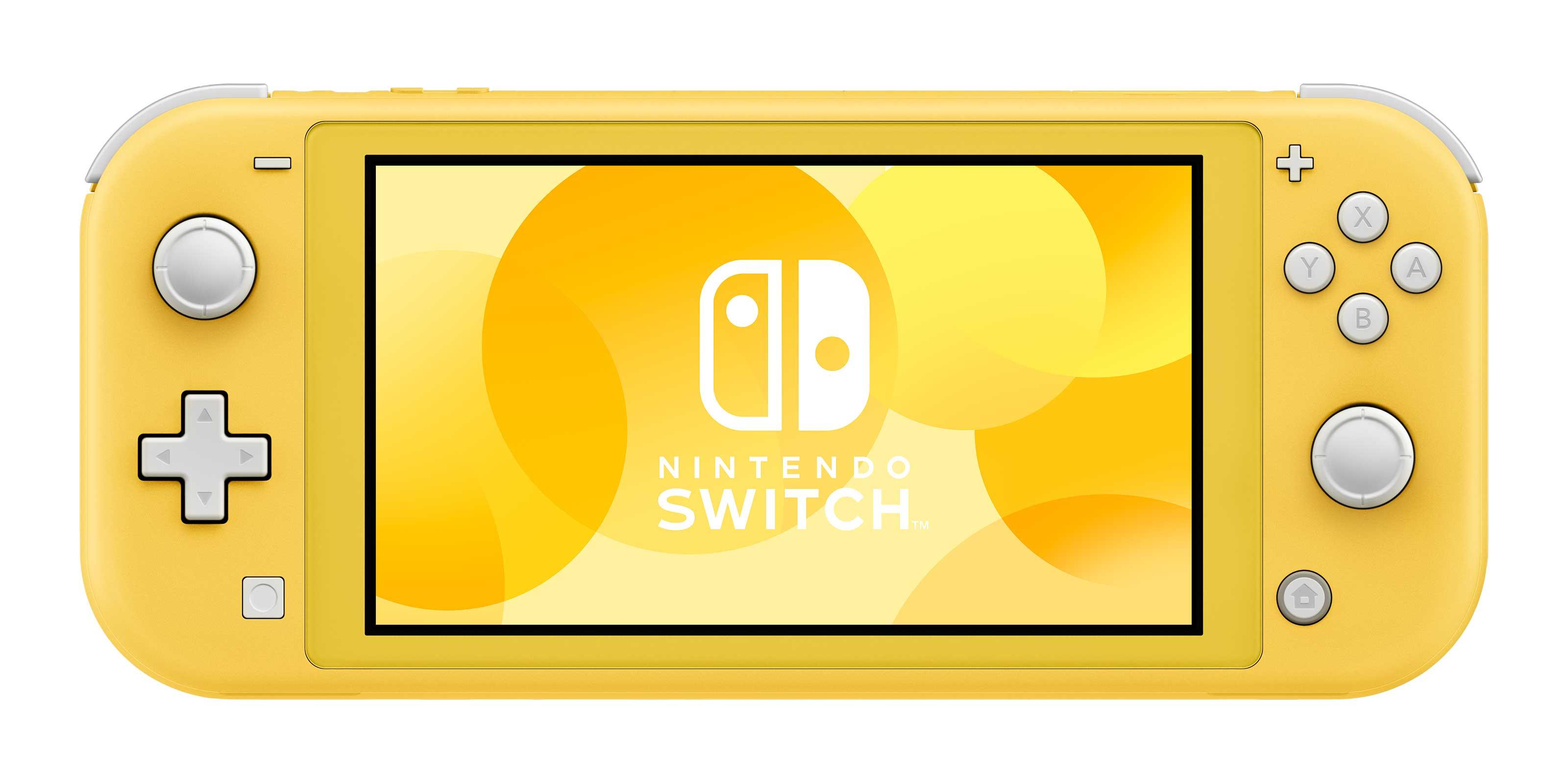 NintendoSwitchLite