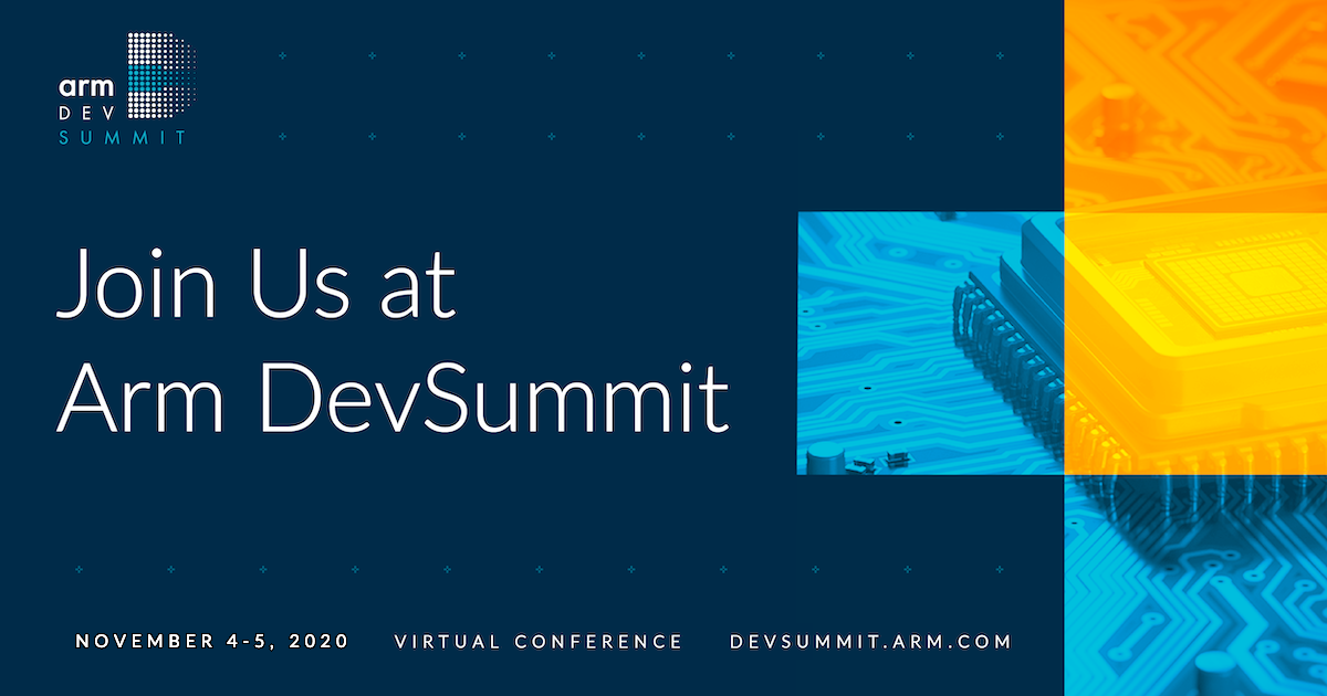 Arm DevSummit 2020